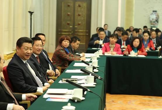 习近平:反腐没有影响反而促进了经济发展