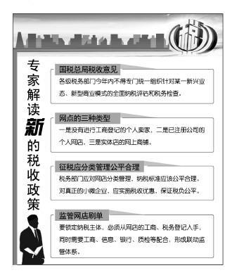 """网上开店不应成纳税""""避风港"""""""